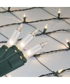 4 ft. x 6 ft. Clear Net Christmas Lights