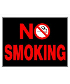 No Smoking Sign 15 in. X 19 in.