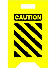 Caution Saftey Floor Sign