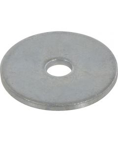 Zinc Fender Washers 1/4 in. x 1-1/2 in.
