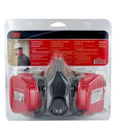 Professional Multipurpose OV/AG/P100 Respirator Mask