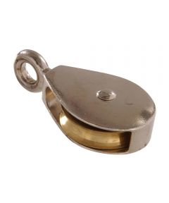 Single Sheave Fixed Pulley 3/4 in.