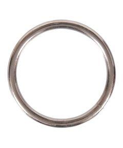 Welded Rings Nickel 0.262 in. x 2-1/2 in.