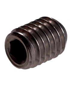 Class 45H Metric Socket Set Screw (M6-1.00 x 6mm)
