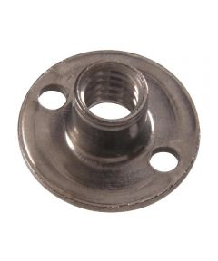 Stainless Steel Round Base Tee Nut (5/16-18 x 3/8 in. x 3/4 in.)