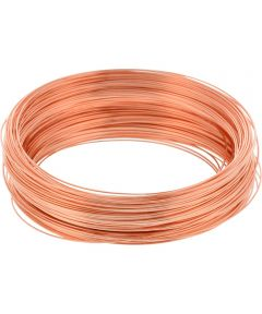 Copper Hobby Wire 24 Gauge 100 ft.