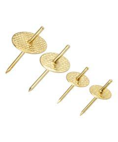 One-Step Hangers Brass Assortment 10lb-40lb