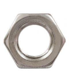 Stainless Steel Hex Nuts 3/8-16
