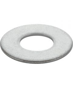 Stainless Steel Flat Washers 1/4 in.