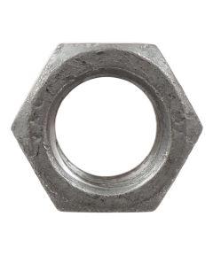 Coarse Galvanized Hex Nuts 3/8-16