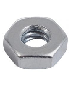 Hex Machine Screw Nut (#10-24), 200 Pieces