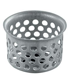 1 in. Stainless Steel Basin Strainer