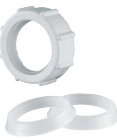 Slip Joint Nut & Washer