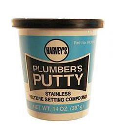 14 oz. Stainless Plumber's Putty