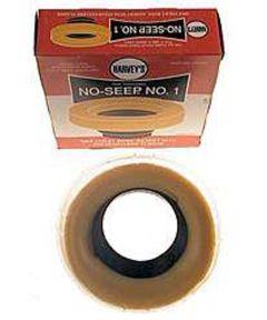 No-Seep Wax Gasket