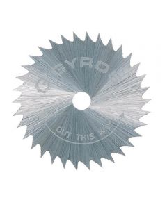 1 in. Course Gyros Steel Saw Blade