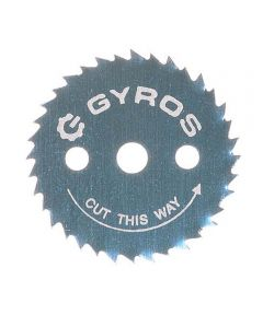 7/8 in. Gyros Steel Ripsaw Blade