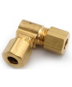 1/4 in. Brass Lead Free Compression Elbow