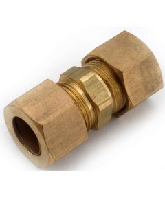3/8 in. Brass Lead Free Compression Union