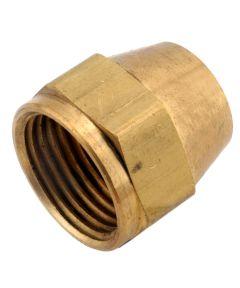 3/8 in. Brass Lead Free Short Flare Nut