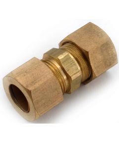 1/2 in. Brass Lead Free Compression Union