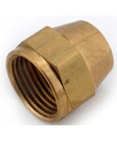 1/2 in. Brass Lead Free Short Flare Nut