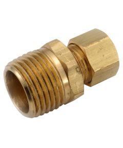 7/8 in. x 3/4 in. Brass Lead Free Connector