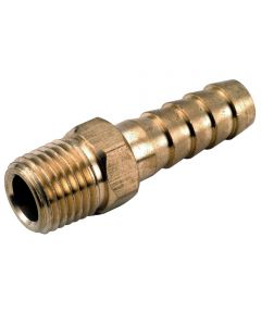 5/8 in. x 3/4 in. Brass Lead Free Hose Barb