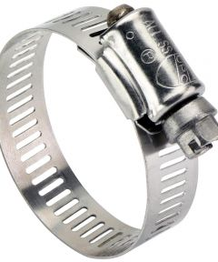 1/2 in. To 1-1/4 in. Sure-Tite Stainless Steel Hose Clamps