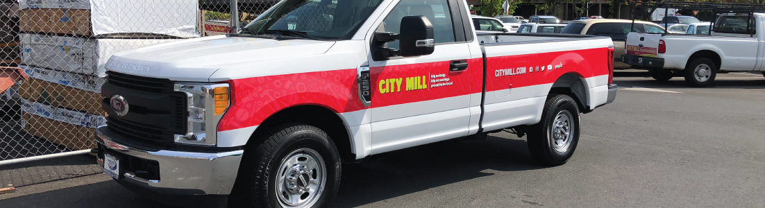 City Mill Services - Delivery