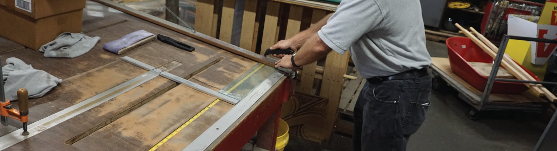 City Mill Services - Jalousie Repair Custom