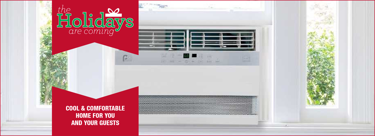 City Mill Holiday Air Conditioner