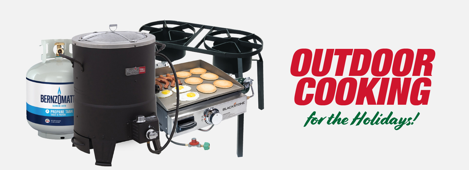 City Mill Outdoor Cooking Grills