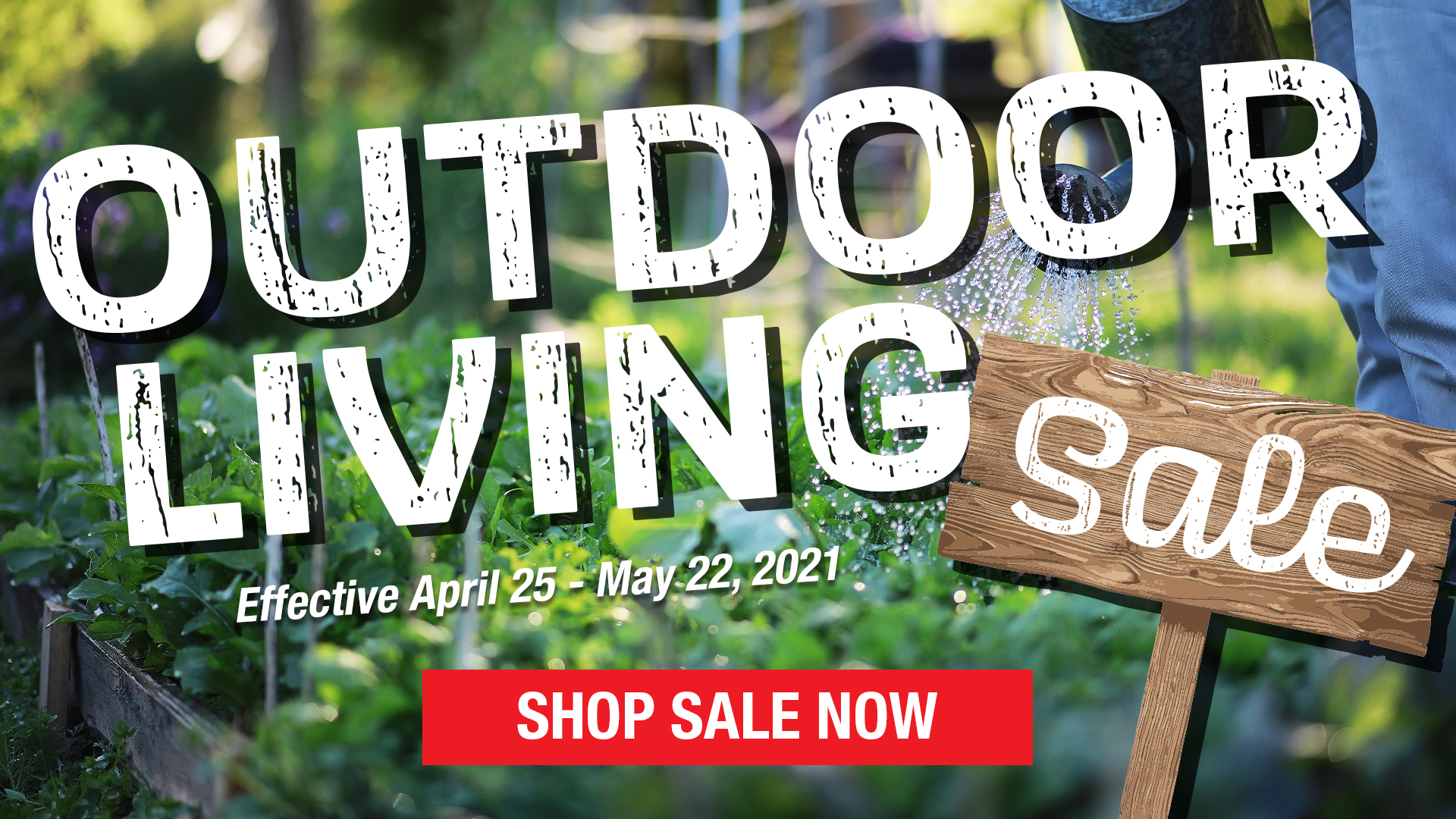 City Mill Outdoor Sale