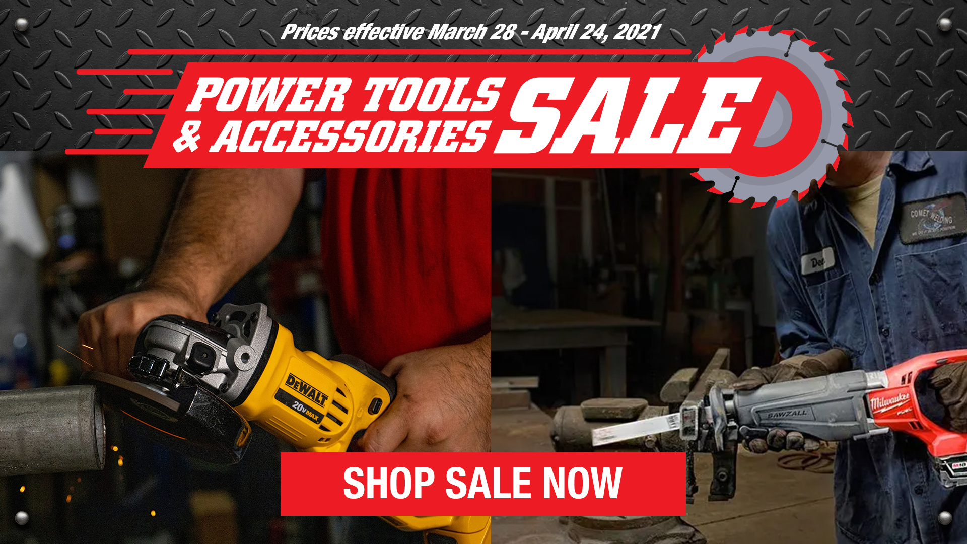 City Mill Big Power Tool Sale