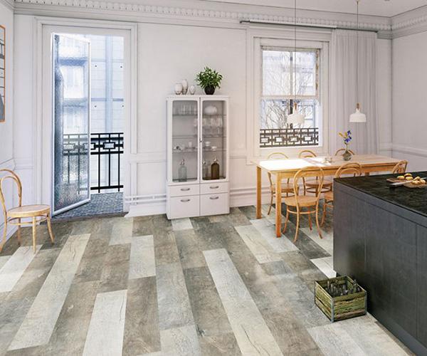 Lifestyle image of flooring