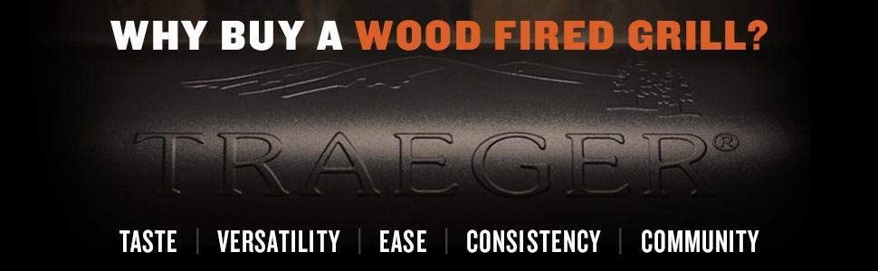 Why buy a wood fired grill?